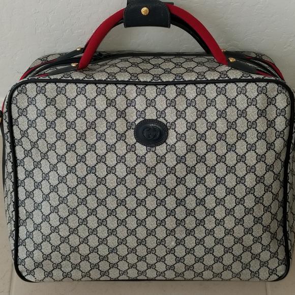 00055f55095d Gucci Bags | Sale Gg Luggage Duffel Travel | Poshmark